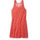 Smartwool Basic Merino 150 Pattern Naiset Mekko , punainen